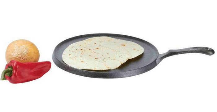 Tortilla pan