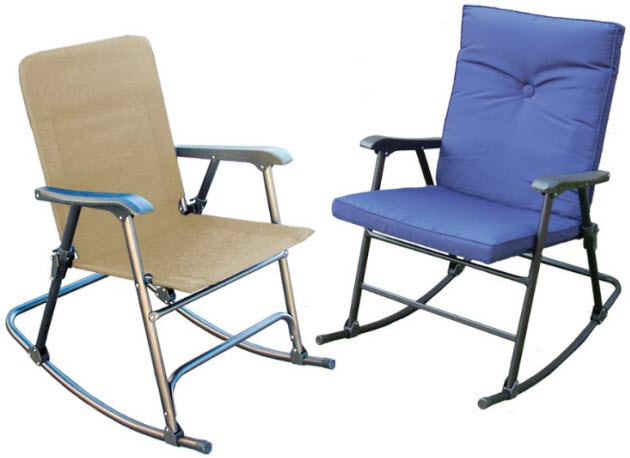 Nice Portable Folding Rocking Chair