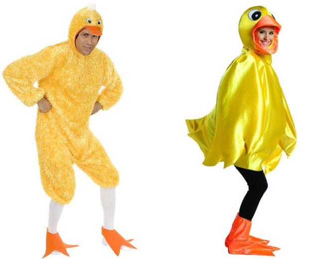Adult Duck Costume