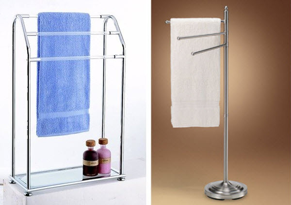 Floor Standing Towel Rack For Bathroom Findabuy
