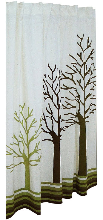 Tree shower curtain | FindaBuy