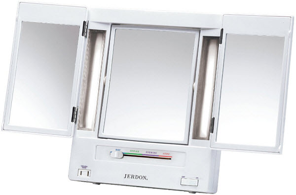 portable lighted makeup mirror findabuy