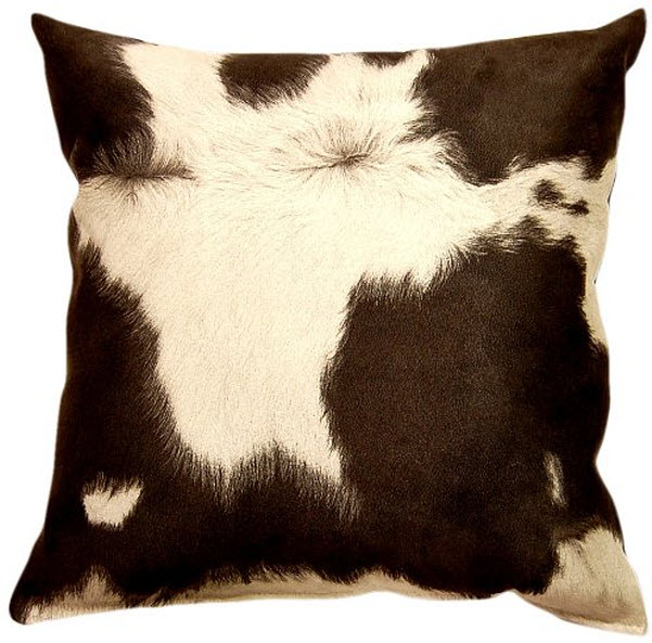 Cow Print Pillows Findabuy