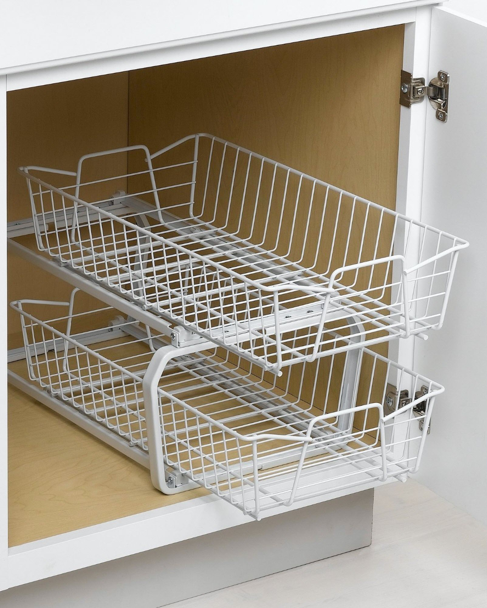 Pull out kitchen cabinet organizers findabuy Bathroom cabinet organizers pull out