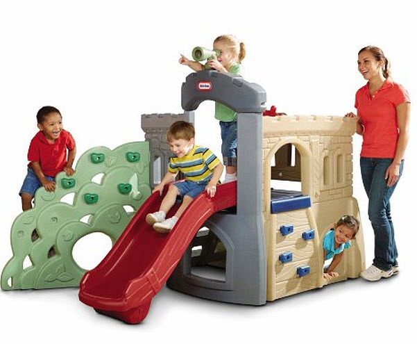 Little tikes outdoor playset findabuy for Little tikes outdoor playset
