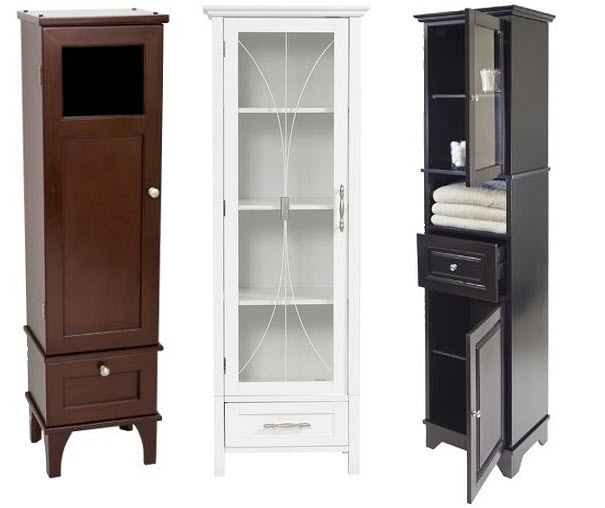Bathroom Linen Tower Cabinet Findabuy