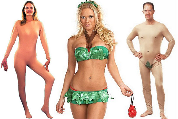 Adam And Eve Costumes Adam And Eve Halloween