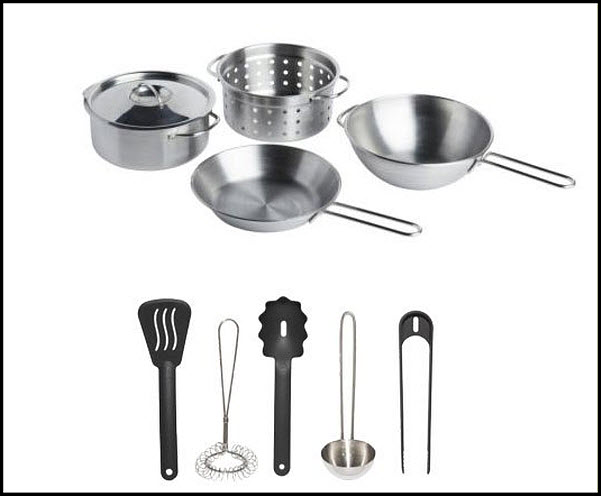 Metal Toy Pots And Pans Findabuy
