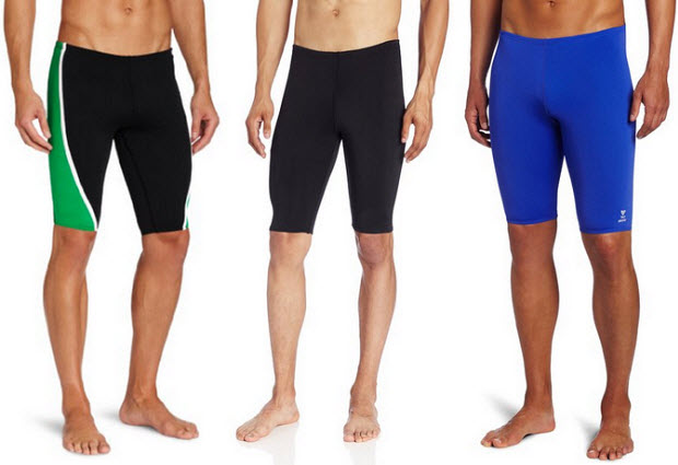 Mens swimming jammers