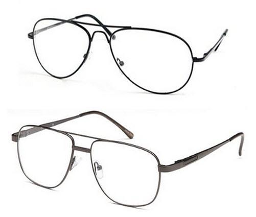 non prescription premium aviator clear lens glasses united nations Ray-Ban RB3025 non prescription premium aviator clear lens glasses