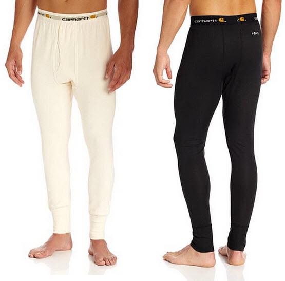 Mens cotton long underwear