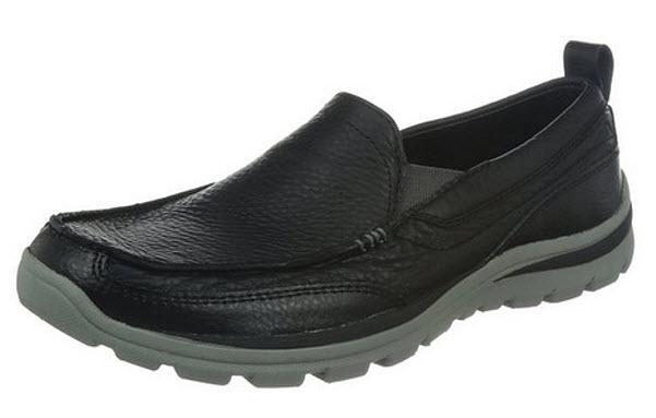 Mens memory foam shoes