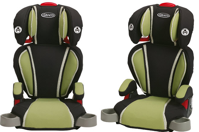kids high back car booster seat findabuy. Black Bedroom Furniture Sets. Home Design Ideas