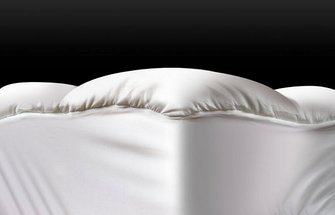 Extra-thick mattress pad