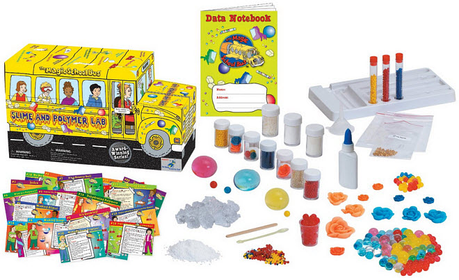 Kids chemistry kit