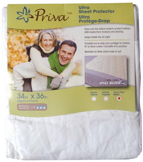 Waterproof sheet protector
