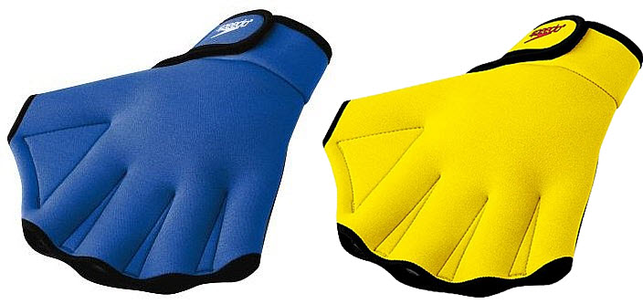 Swimming hand fins