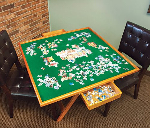 Folding Jigsaw Puzzle Table Findabuy