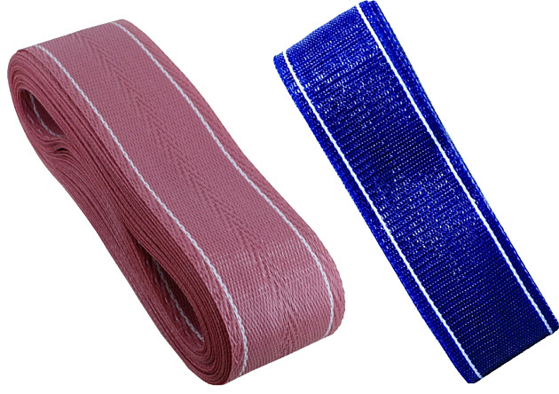 Webbing for lounge chairs
